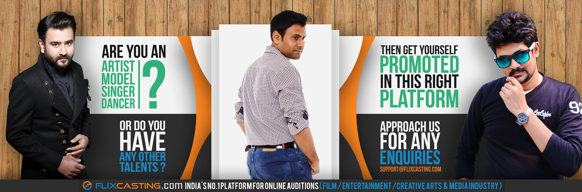 Audition in India | Casting Calls in India
