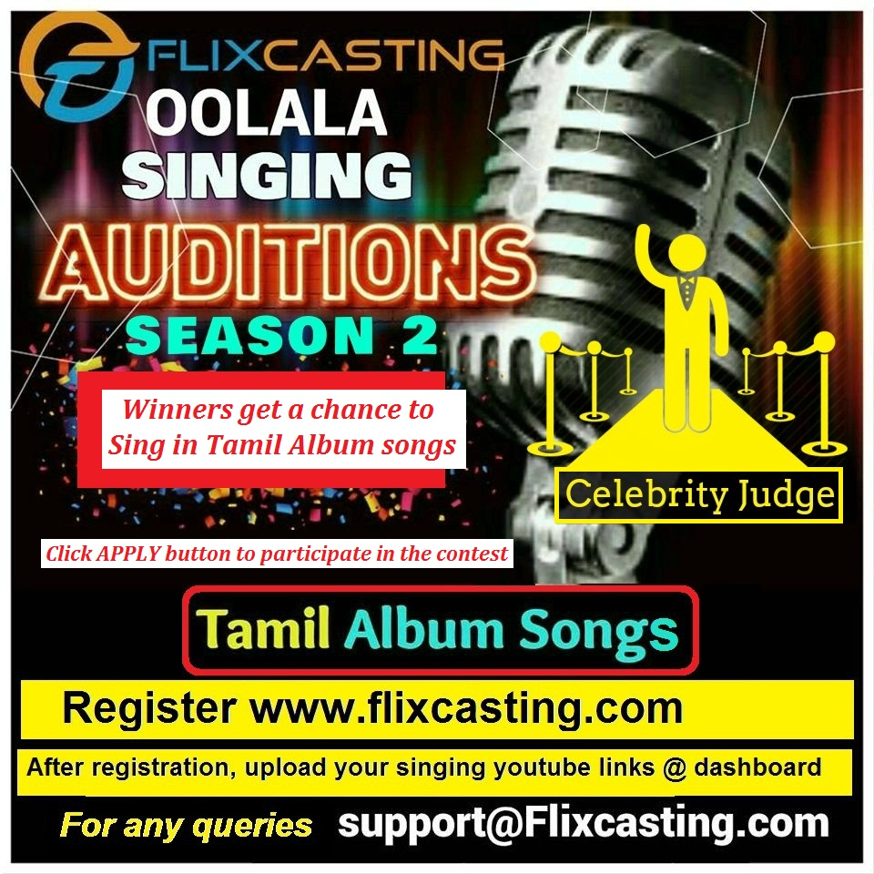 OOLALA Singing Contest Season 2 | Winners get a chance to sing in